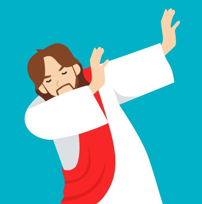 61. JESUS DAB